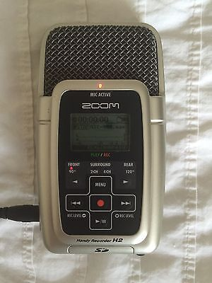 Zoom H2 Recorder