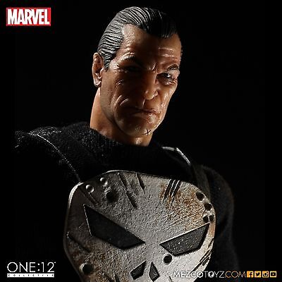 The Punisher One:12 Collective Action Figure By Mezco Toys
