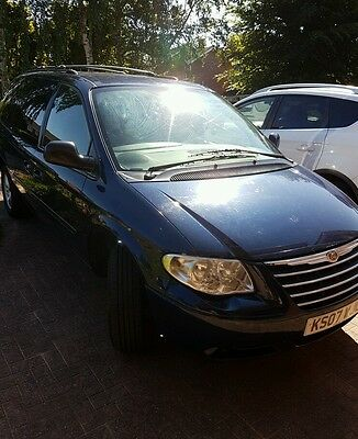 Chrysler Grand Voyager Executive CRD A 2007 (Stow and Go)
