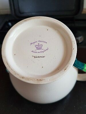 Royal Cauldon 'Victoria' water jug