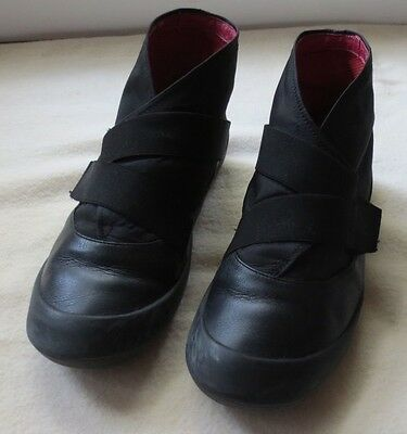Camper Women's Black Ankle Boots Size 38