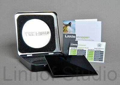 Lee Filters Little Stopper 6 F Stops 100x100mm Glass Filter