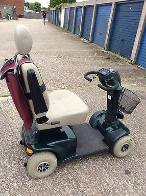 Pride Comfort 4 Mobility Scooter