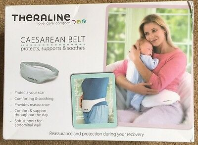 Theraline Caesarean Belt - Protects, supports and soothes
