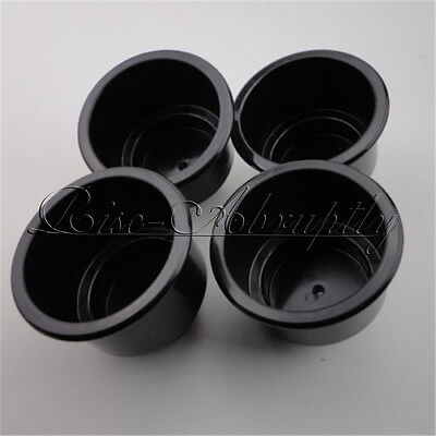 Good Black Two Tiered Boat Plastic Cup Drink Can Holder Boat Marine RV Universal