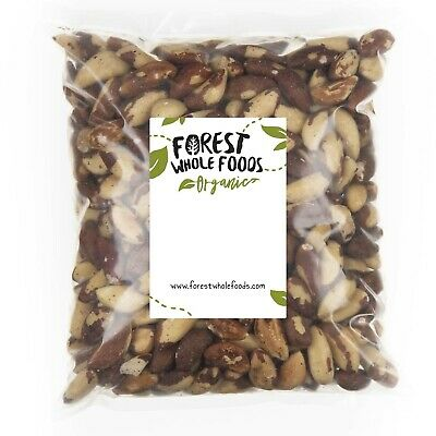 Organic Brazil Nuts - Forest Whole Foods