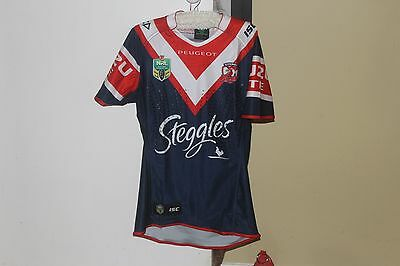 Sydney Roosters NRL 2017 Players Jersey Size 2XL New