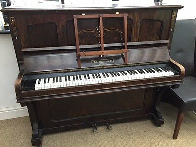 John Spencer Upright Piano