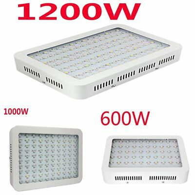 LED Grow Light Panel Lamp1200W 1000W  for Hydroponic Plant Full Spectrum Indoor