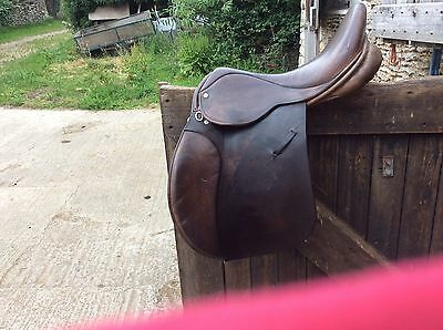 Ideal Saddle Wide