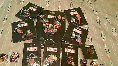 SDCC 2016 Marvel pin Skottie Young 28 pin set Exclusive