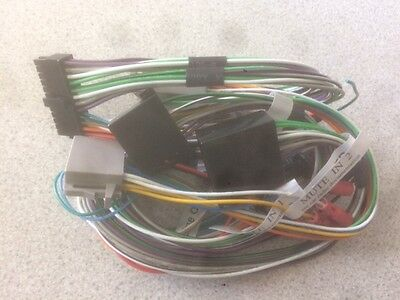 ISO wiring loom for Parrot MKi, 9000, 9100 & 9200 NEW