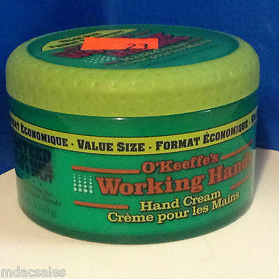 New! Value Size! O'keeffe's Working Hands Hand Cream 6.8 Oz/193G