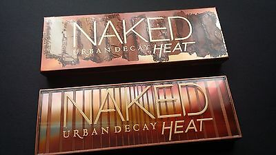 BRAND NEW Urban Decay Naked HEAT  Palette  * *  In Stock * *  AUTHENTIC