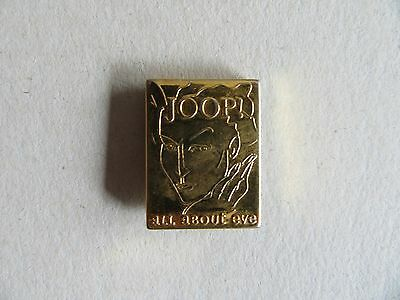 JOOP - Pin.  All about Eve