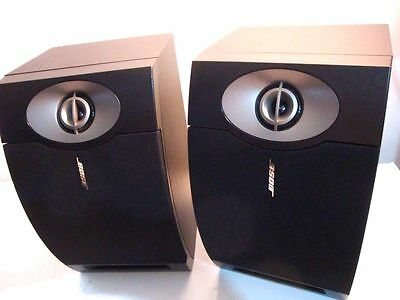 Bose 201 Series V Haupt-/Stereolautsprecher / EXZELLENT / BLACK / TOP ! #GIN34
