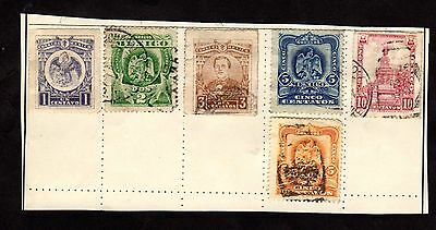 Stamps ~ MEXICO MEXICAN ~ Unsorted