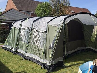 Tent Outwell Florida 8 tunnel tent - 8 man tent