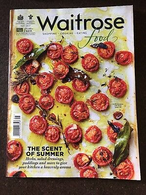 Waitrose Food Magazine - May 2017 - The Scent of Summer