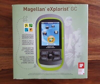Magellan eXplorist GC - Favourite for Geocaching