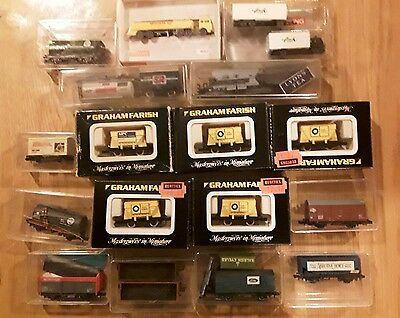 Graham Farish N gauge train set