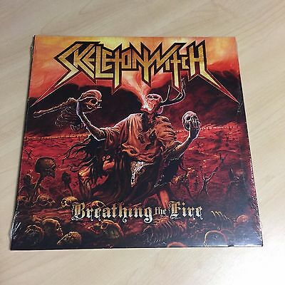 Skeletonwitch – Breathing The Fire VINYL New and sealed