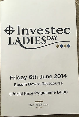 Ladies Day - Epsom - 2014