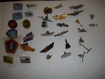 Airshow pins nice collection of 32