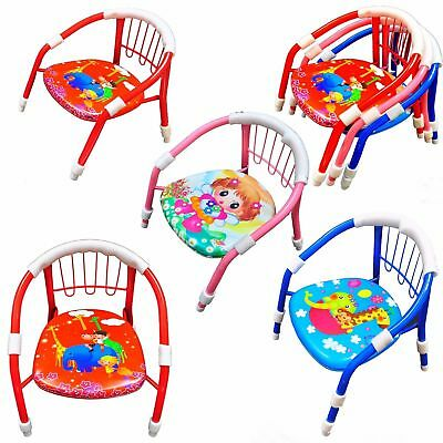 Quality Kids, Children, Plastic Folding Chair, Home, Picnic, Party, 4Colours NEW