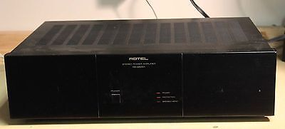 Rotel RB-980BX Stereo Power Amplifier 120W per Channel
