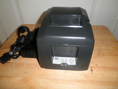 Star Micronics Model Tsp650 654C Pos Thermal Receipt Printer - Parallel Port