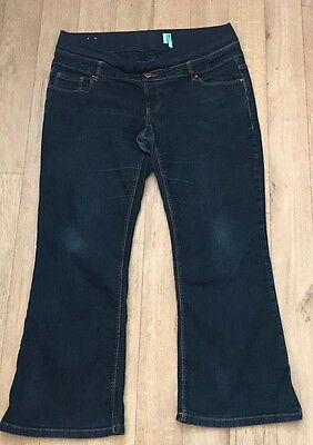 New Look Maternity Bootcut Jeans Size 16 Leg 30