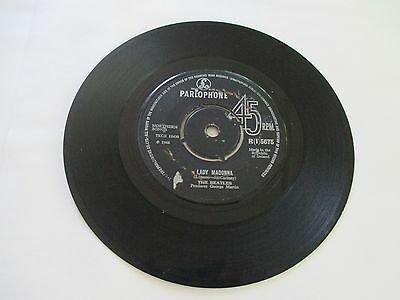 "The Beatles ""Lady Madonna"" 1968 Rare Irish Pressing 7"" Vinyl"
