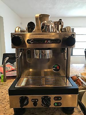 la cimbali junior cappuccino machine