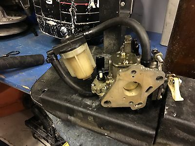 Mercury 6hp Carb