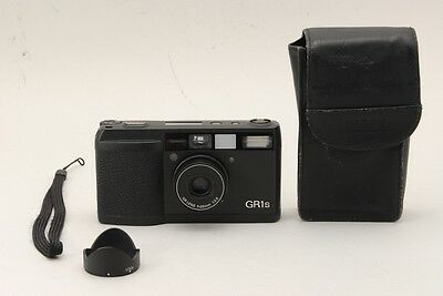 [Excellent+++++] Ricoh GR1s 35mm Point&Shoot Film Camera From Japan #00107
