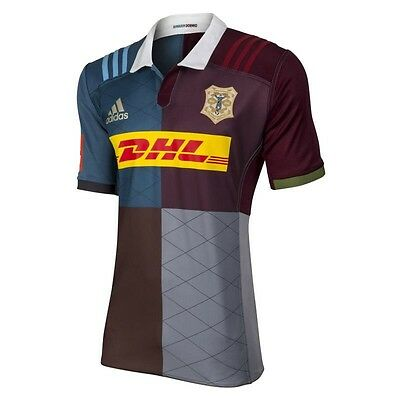 Harlequins Rugby Jersey Shirt 2017 M 150th Anniversary