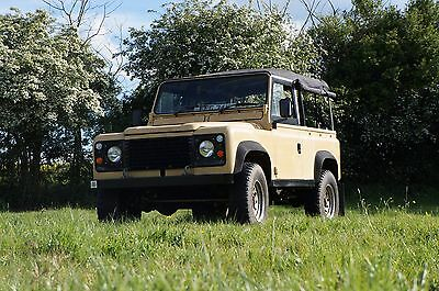 """Suffix """"A"""" '72 Range Rover V8 based Land Rover 90 Soft Top *Tax Exempt*"""