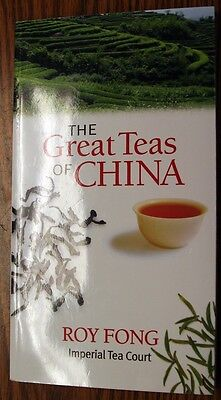 """ The Great Teas of China "" Roy Fong gongfu cha ceremony and teas"