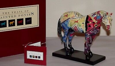 Thunderbird Suite, 2004 Trail of the Painted Ponies Retired Resin Figurine