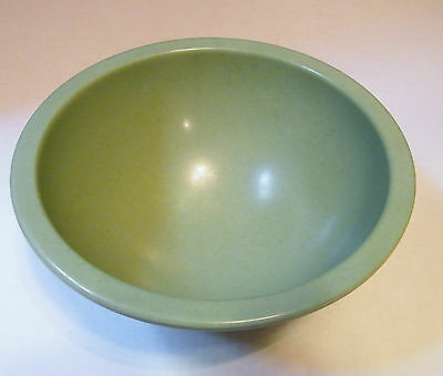 """TEXAS WARE #111 GREEN w/TINY SPECKLES 8"""" MIXING BOWL"""