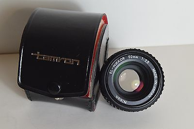 Rare Nikon 50mm F2.8 enlarger lens