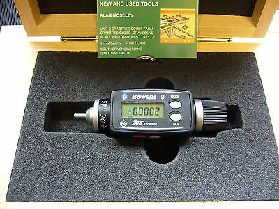 'BOWERS XT xtreme' IP65 DIGITAL INTERNAL MICROMETER (less measuring head)  1745