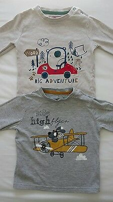 Boys 12-18 months long sleeve tops
