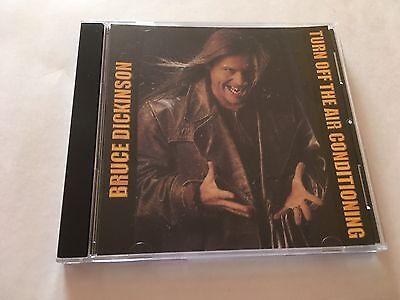 Bruce Dickinson Concert CD Helsinki Finland Balls To Picasso Tour 94 Iron Maiden