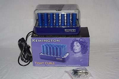 New Boxed Remington Tight Curls - Hair Rollers - H21SP Wax Core  - 6