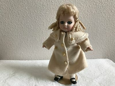 Antique All Bisque Reproduction German Doll - German