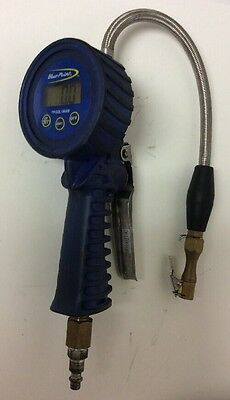 Blue Point TPGDL1000B Digital Tire Pressure Gauge Inflator