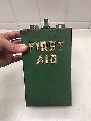 Vintage First Aid Kit W/Contents