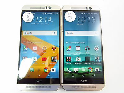 Lot of 2 HTC One M9 (OPJA120) (Tmobile) (Check ESN)_B12